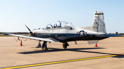 03-3678 - Raytheon T-6A Texan II - United States - US Air Force (USAF)
