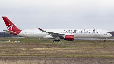 G-VTEA - Airbus A350-1041 - Virgin Atlantic Airways