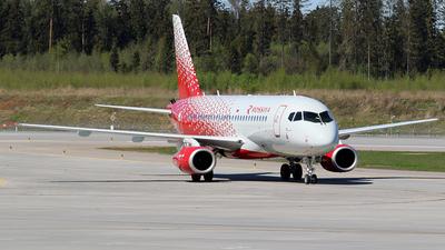 RA-89052 - Sukhoi Superjet 100-95B - Rossiya Airlines
