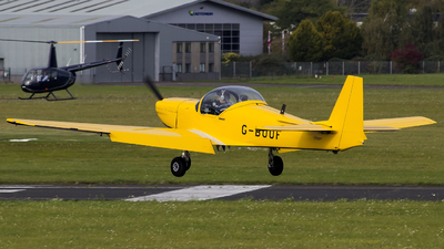 A picture of GBUUF - Slingsby T67M Firefly - [2116] - © Mattia De Bon