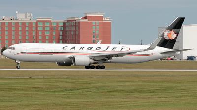 C-GAAJ - Boeing 767-323(ER)(BDSF) - Cargojet Airways