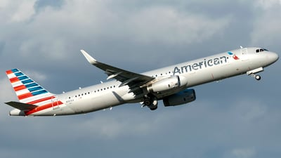 N161AA - Airbus A321-231 - American Airlines