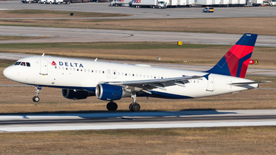 N364NW - Airbus A320-212 - Delta Air Lines