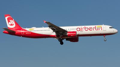 OE-LCI - Airbus A321-211 - Air Berlin (Niki)