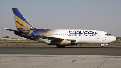 AP-BHA - Boeing 737-277(Adv) - Shaheen Air International