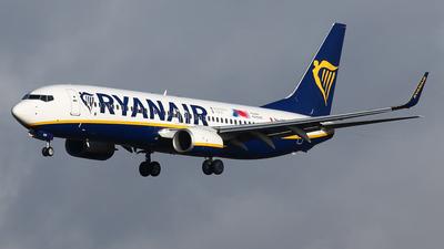 9H-QCP - Boeing 737-8AS - Malta Air (Ryanair)