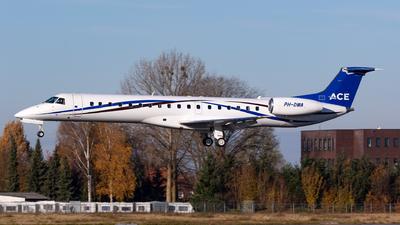 PH-DWA - Embraer ERJ-145LR - JetNetherlands