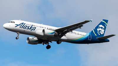 A picture of N639VA - Airbus A320214 - Alaska Airlines - © Nick Sheeder