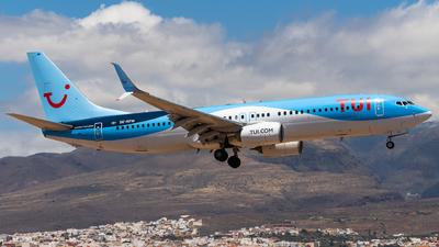 SE-RFM - Boeing 737-8K5 - TUI
