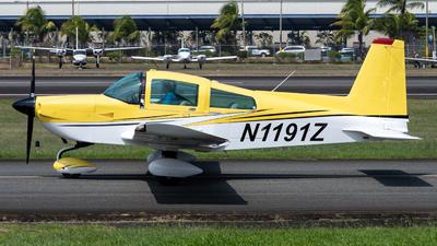 A picture of N1191Z - American General AG5B - [10023] - © Jose L Roldan
