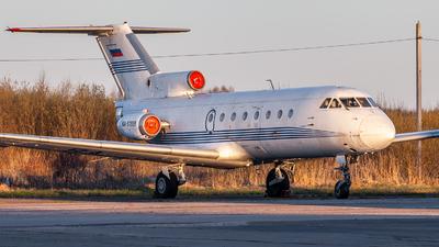 RA-87669 - Yakovlev Yak-40 - Vologda Air