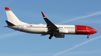 LN-NHC - Boeing 737-8JP - Norwegian