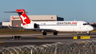 VH-YQU - Boeing 717-2BL - QantasLink (Cobham Aviation Services Australia)