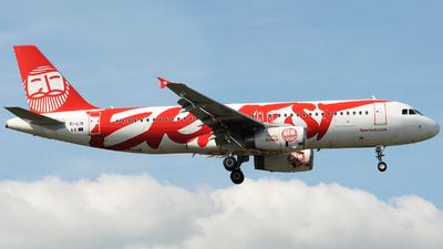 EI-LIN - Airbus A320-232 - Ernest