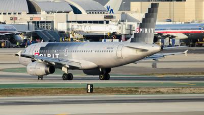 N507NK - Airbus A319-132 - Spirit Airlines