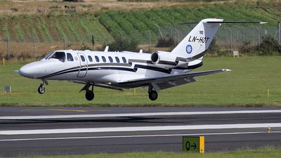 LN-HOT - Cessna 525B CitationJet 3 - Helitrans