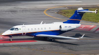PP-JCC - Embraer Legacy 500 - Private