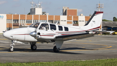 PP-ERM - Beechcraft G58 Baron - Private