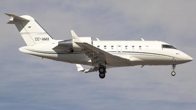 CC-AMX - Bombardier CL-600-2B16 Challenger 605 - Private