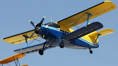 D-FKME - Antonov An-2T - Private
