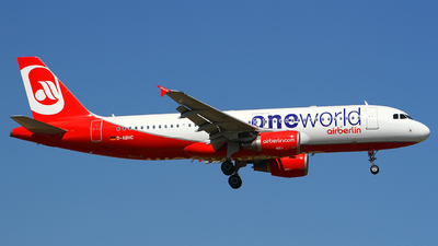 D-ABHC - Airbus A320-214 - Air Berlin