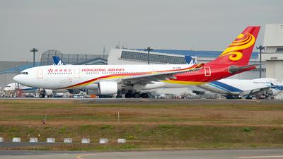 B-LND - Airbus A330-223 - Hong Kong Airlines