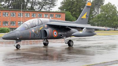 E25 - Dassault-Breguet-Dornier Alpha Jet E - France - Air Force