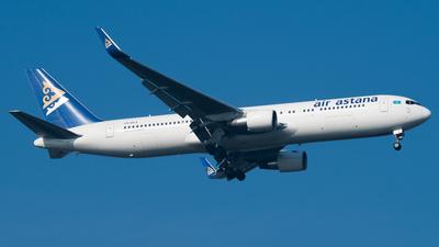 P4-KEA - Boeing 767-3KY(ER) - Air Astana