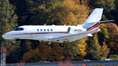 N533QS - Cessna Citation Latitude - NetJets Aviation