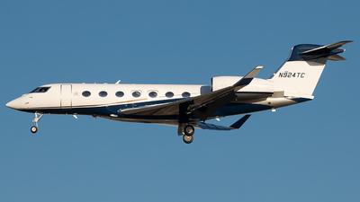 N924TC - Gulfstream G500 - Private