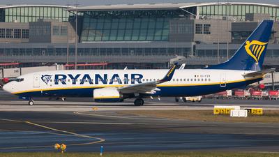 EI-FZX - Boeing 737-8AS - Ryanair