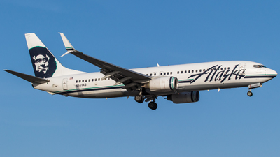 N551AS - Boeing 737-890 - Alaska Airlines
