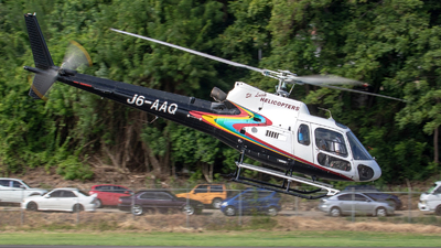 J6-AAQ - Aérospatiale AS 350B Ecureuil - St Lucia Helicopters