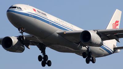 B-5927 - Airbus A330-243 - Air China