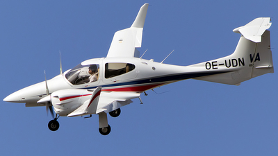 OE-UDN - Diamond DA-42 NG Twin Star - Venezuela - Air Force