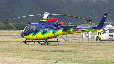 ZK-HWW - Eurocopter AS 350B3 Ecureuil - Skywork Helicopters