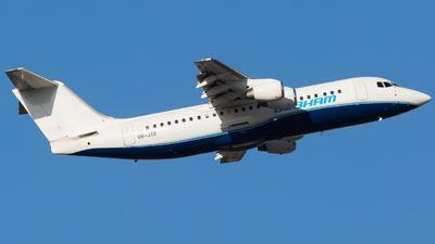 A picture of VHJTE - Avro RJ100 - [E3274] - © Joel Baverstock