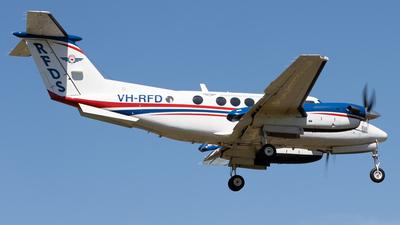 VH-RFD - Beechcraft B200C Super King Air - Royal Flying Doctor Service of Australia (SE Section)