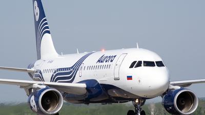 A picture of VPBUK - Airbus A319111 - Aurora - © Artem Nemchinov