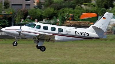 D-IGPS - Cessna T303 Crusader [T30300308] - Flightradar24