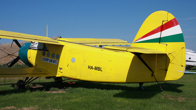 HA-MBL - PZL-Mielec An-2 - Private