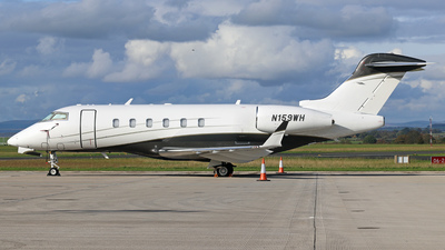 N159WH - Bombardier BD-100-1A10 Challenger 300 - Private