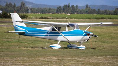 ZK-BPT - Cessna 172A Skyhawk - Private