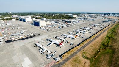 KPAE - Airport - Ramp