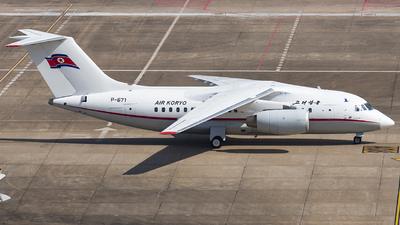 A picture of P671 - Antonov An148 - Air Koryo - © jixiangheima
