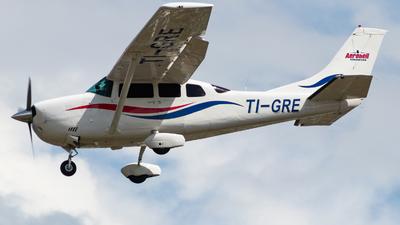 TI-GRE - Cessna U206G Stationair - Aerobell