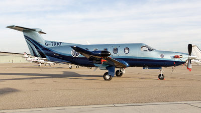 G-TRAT - Pilatus PC-12/47 - Private