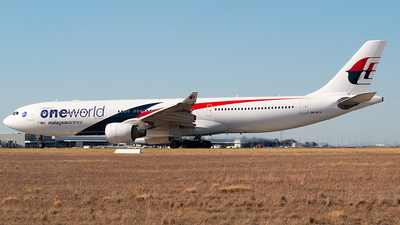 9M-MTO - Airbus A330-323 - Malaysia Airlines