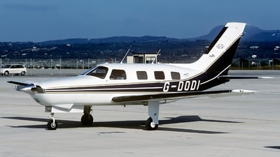 G-DODI - Piper PA-46-350P Malibu Mirage - Private