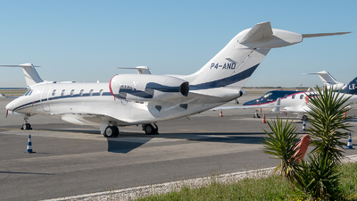P4-AND - Cessna 750 Citation X - ACM Air Charter